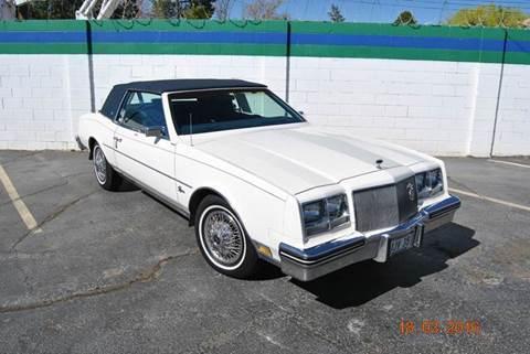 1985 Buick Riviera for sale in Albuquerque, NM