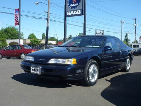 1989 Ford Thunderbird for sale in Portland OR