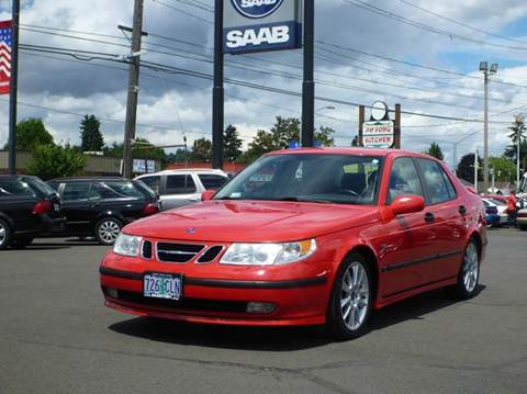 2002 Saab 9-5 for sale in Portland OR