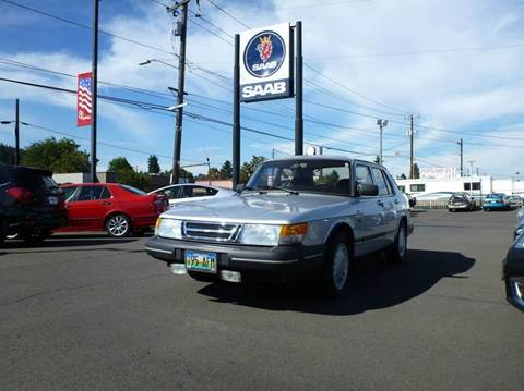1989 Saab 900 for sale in Portland OR