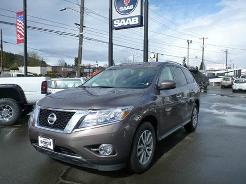 2016 Nissan Pathfinder for sale in Portland OR