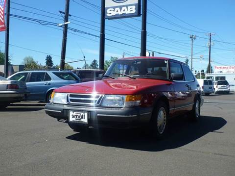 1988 Saab 900 for sale in Portland, OR