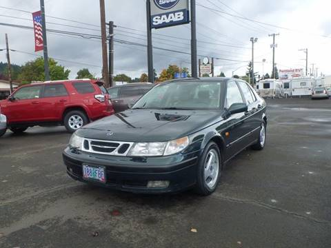 1999 Saab 9-5 for sale in Portland OR