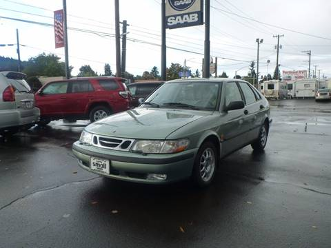 2000 Saab 9-3 for sale in Portland OR
