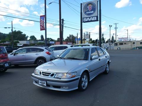 2000 Saab 9-3 for sale in Portland, OR