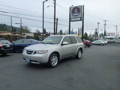 2007 Saab 9-7X for sale in Portland, OR
