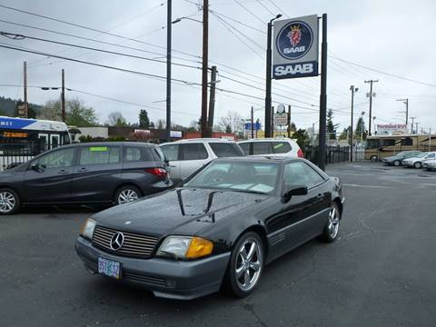 1991 Mercedes-Benz 300-Class for sale in Portland, OR
