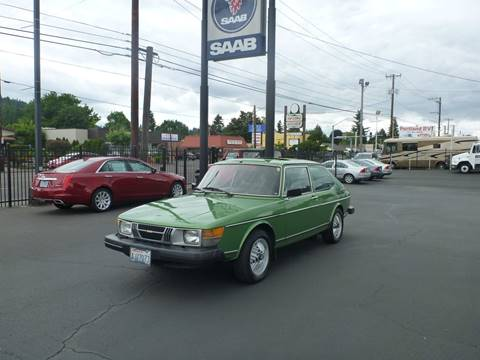 1979 Saab 900 for sale in Portland, OR