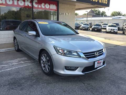 2013 Honda Accord for sale in Blue Springs, MO