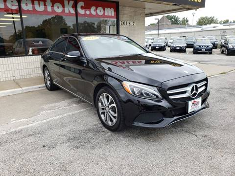 2015 Mercedes-Benz C-Class for sale in Blue Springs, MO