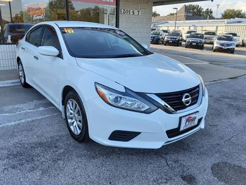 2017 Nissan Altima for sale in Blue Springs, MO