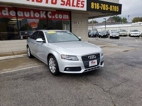 2011 Audi A4 for sale in Blue Springs, MO
