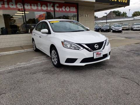 2017 Nissan Sentra for sale in Blue Springs, MO