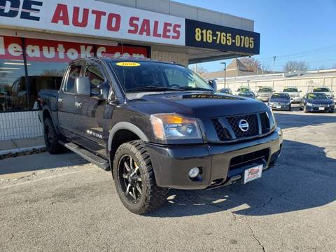 2009 Nissan Titan for sale in Blue Springs, MO