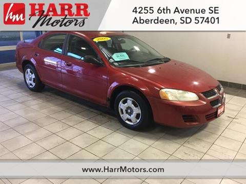 2005 Dodge Stratus for sale in Aberdeen, SD