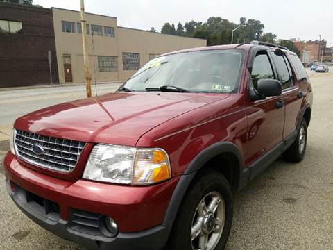 2003 Ford Explorer for sale in Mckeesport, PA