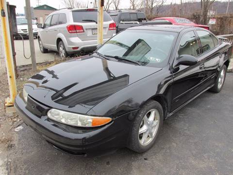 2001 Oldsmobile Alero for sale in Mckeesport, PA