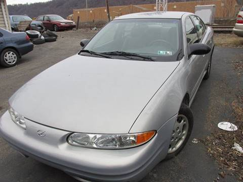 2000 Oldsmobile Alero for sale in Mckeesport, PA