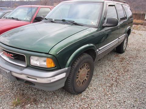 1997 GMC Jimmy for sale in Mckeesport, PA
