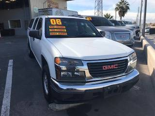 2006 GMC Canyon for sale in North Las Vegas, NV