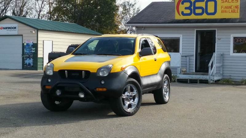 2001 isuzu vehicross 4wd 2dr suv in east bend nc 360 auto sales 2001 isuzu vehicross 4wd 2dr suv east bend nc sciox Image collections