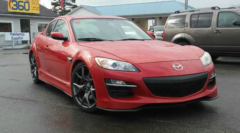 2010 Mazda RX 8 R3 4dr Coupe MT   East Bend NC