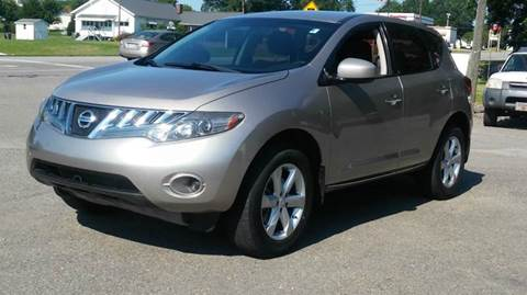 2009 Nissan Murano for sale in East Bend, NC