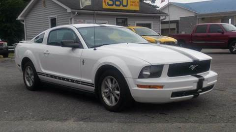 2007 Ford Mustang for sale in East Bend, NC