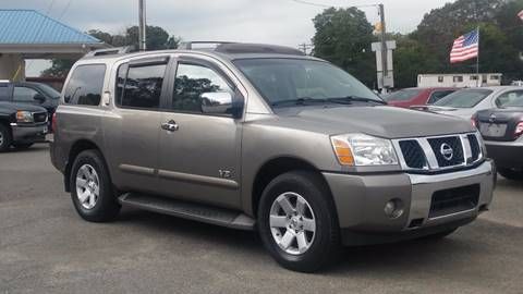 2006 Nissan Armada for sale in East Bend, NC