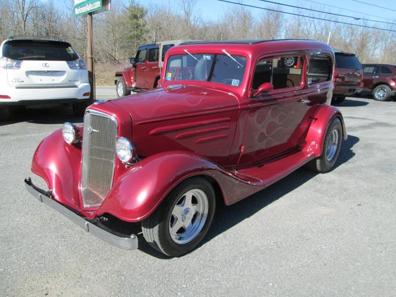 1935 Chevrolet Street Rod SDN In Pleasant Gap PA - WORKMAN AUTO INC