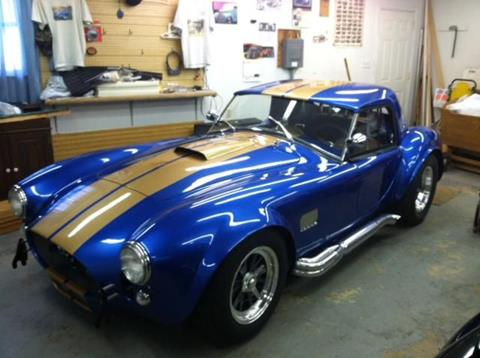 1965 Ford COBRA for sale at WORKMAN AUTO INC in Pleasant Gap PA