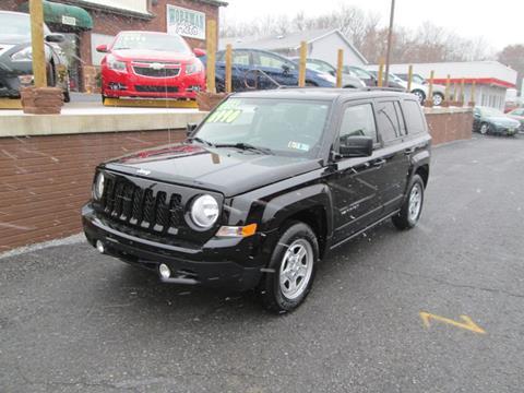2015 Jeep Patriot for sale in Pleasant Gap, PA