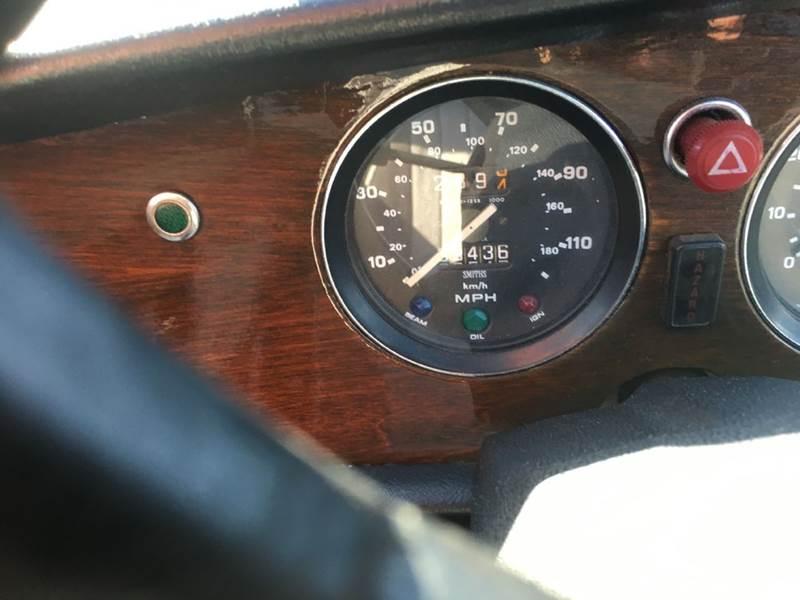 1979 Triumph spitfire 1500  - Lynchburg VA