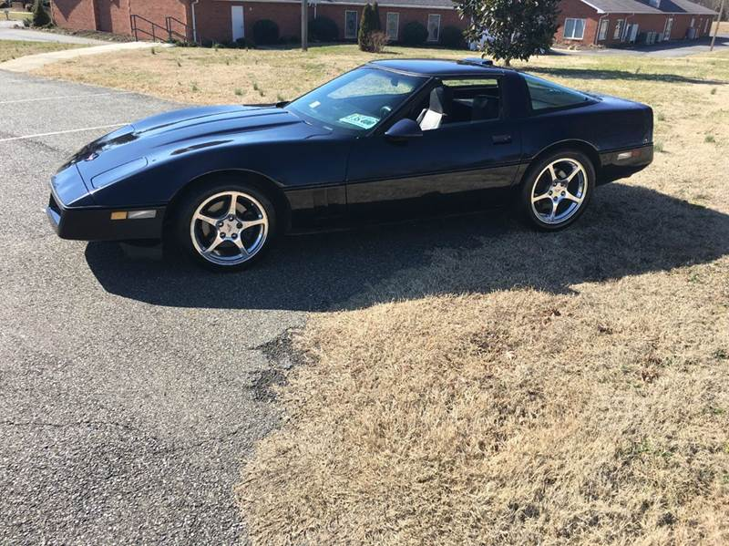 1988 Chevrolet Corvette 2dr Hatchback - Lynchburg VA