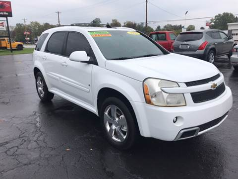 2008 Chevrolet Equinox for sale in South Bend, IN