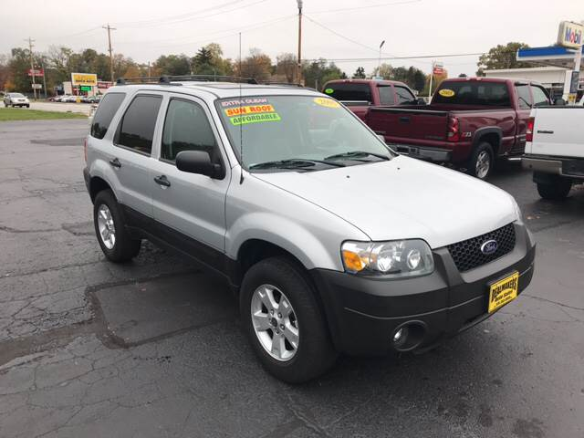 Ford Escape XLT Dr SUV In South Bend IN DEALMAKERS AUTO SALES - 2005 escape