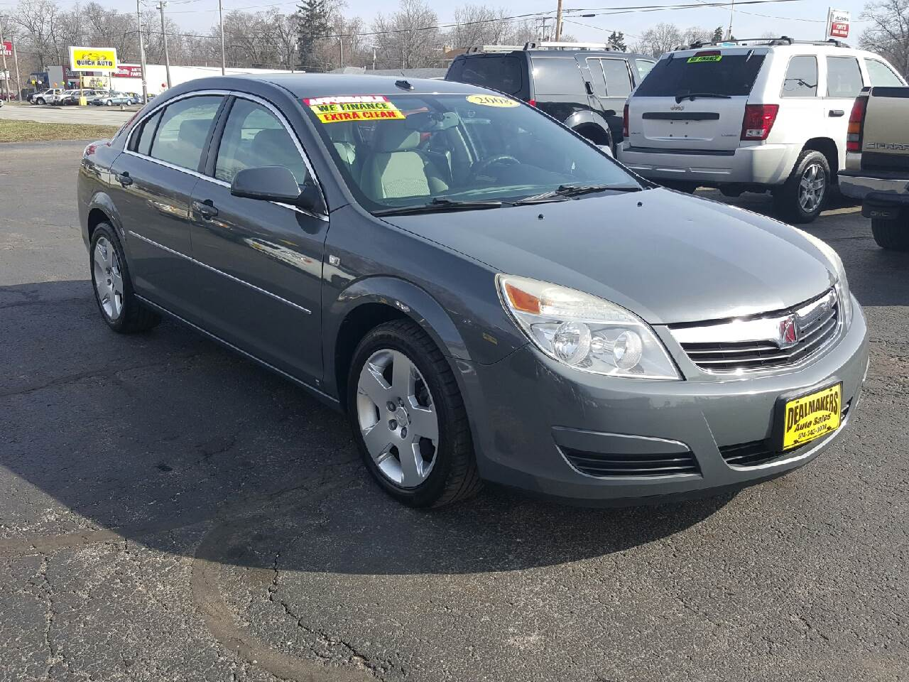 2008 Saturn Aura In South Bend In Dealmakers Auto Sales