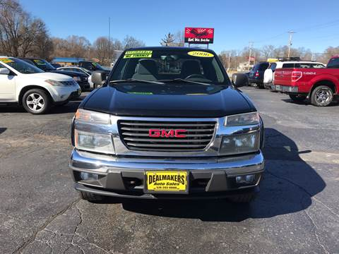 2006 GMC Canyon for sale in South Bend, IN