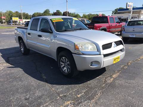 2008 Mitsubishi Raider for sale in South Bend, IN