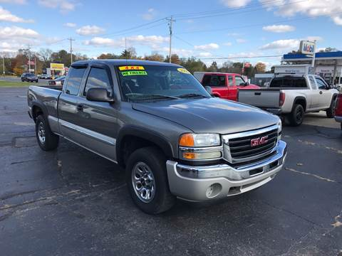 2006 GMC Sierra 1500 for sale in South Bend, IN