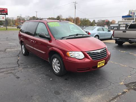 2007 Chrysler Town and Country for sale in South Bend, IN