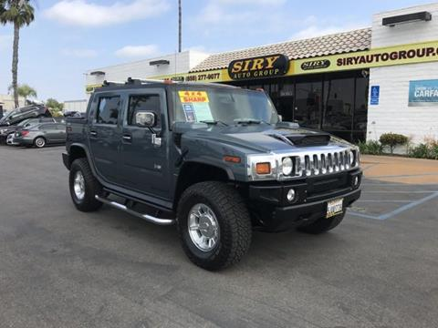 2005 HUMMER H2 SUT for sale in San Diego, CA