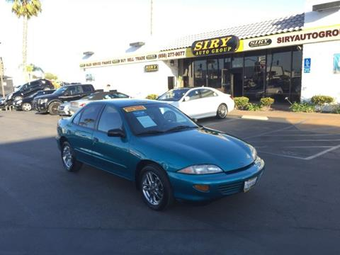 1998 Chevrolet Cavalier for sale in San Diego, CA