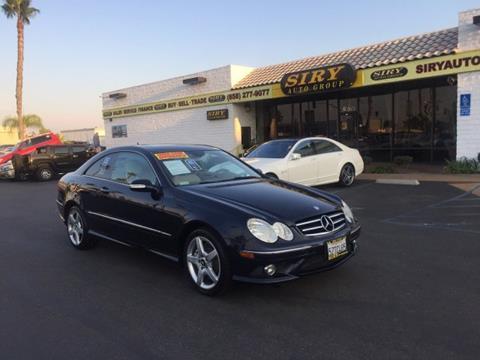 2007 Mercedes-Benz CLK for sale in San Diego, CA