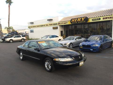 1997 Lincoln Mark VIII for sale in San Diego, CA