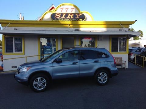 2010 Honda CR-V for sale in San Diego, CA