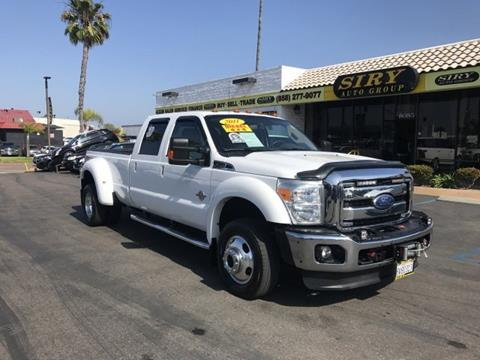 2011 Ford F-450 Super Duty for sale in San Diego, CA