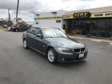 2010 BMW 3 Series for sale in San Diego, CA