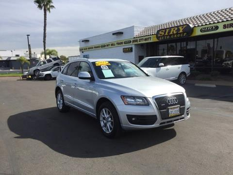 2012 Audi Q5 for sale in San Diego, CA