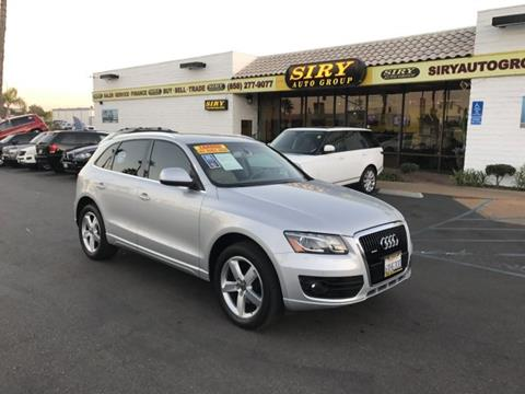 2009 Audi Q5 for sale in San Diego, CA